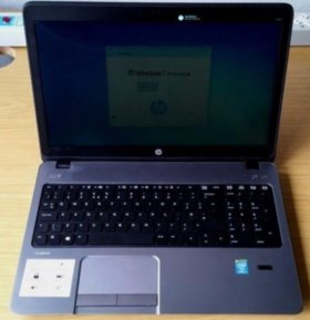 Hp Probook G1 core 4005/8g/1000g/4gb GEFORCE 820
