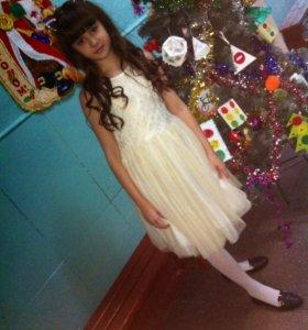 Платье 9-10лет