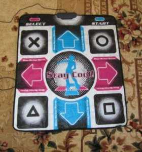 Электронный танцевальный коврик