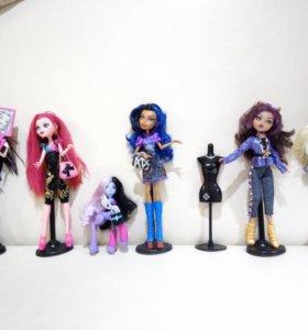Куклы Монстер Хай, одежда, обувь и аксессуары