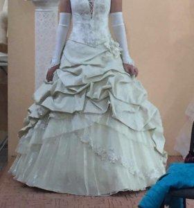 !!!Свадебное платье СРОЧНО!!!
