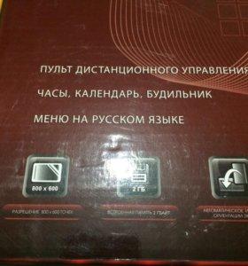 """Цифровая фоторамка 8"""""""