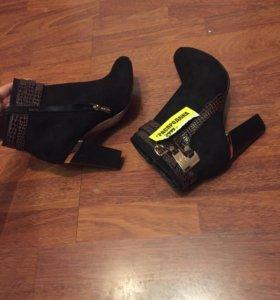 Ботинки 42 размер