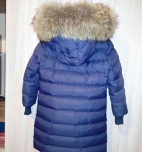"""Пальто зимнее """"монклер"""""""