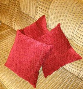 Набор диванных подушек