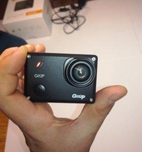 Экшн камера Git2p