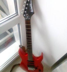Гитара Washburn WR-120 и комбик к нему Ivasion SG1
