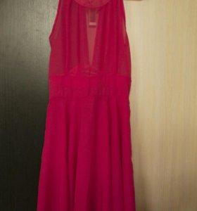 Платье новое, размер XS(40-42)