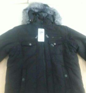 Куртка мужская зимняя (новая)
