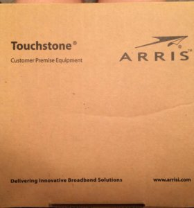 Touchstone Arris