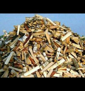 Колка, распилка дров!