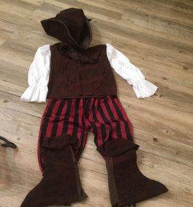 Новогодний костюм «Пират» 2-3 года