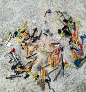 Лего оружия