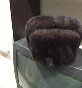 Норковая Формовка(шапка) Мужская