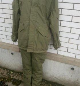 костюм рыбака горка 5 зима