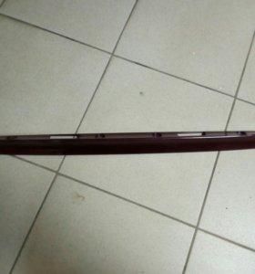 Накладка крышки багажника Mersedes bens W210E