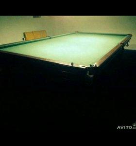 Бильярдный стол 12футов
