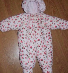 Детский комбинезон (синтепон) 68 см