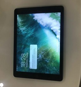 Apple iPad Air 64gb wi-fi+cellular