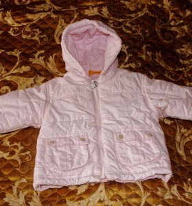 Куртка детская на девочку