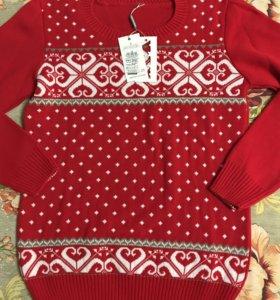 Новый, женский свитер