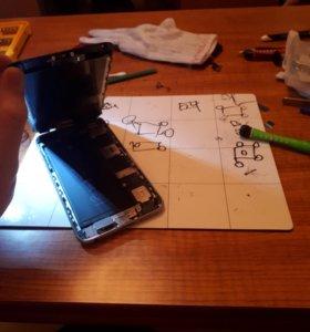 Модульный ремонт IPhone