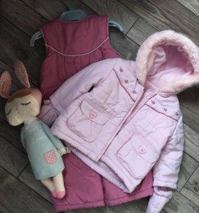 🎀 Комплект для девочки Mothercare 💝