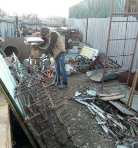 Вывоз металлолома и бытовой техники