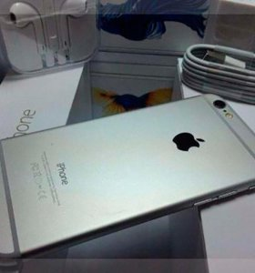 Продаю Iphone 6 Silver 16Gb