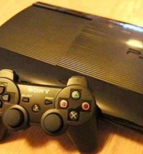 PS3 + 3 ИГРЫ