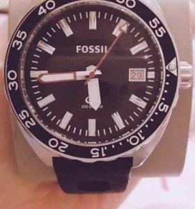 Водонепроницаемые Наручные часы Fossil FS 5053