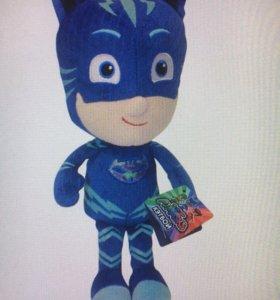 Мягкая игрушка Росмэн Кэтбой,герои в масках.