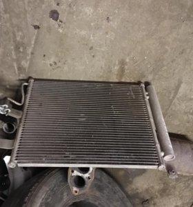 Радиатор кондиционера Хендай акцент