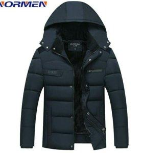 Зимняя куртка 50-52р.