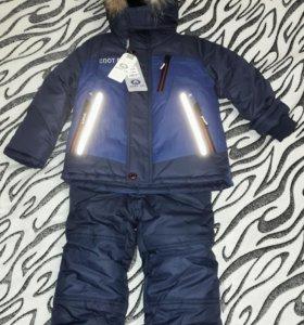 Новый зимний костюм р98