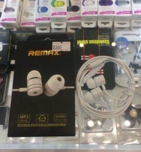 Наушники Remax
