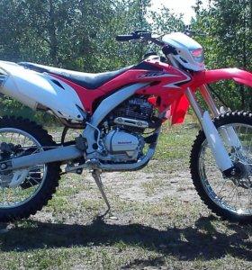 Motoiehd 250 CRF