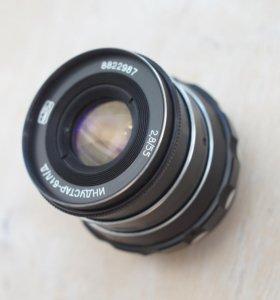 Индустар-61 ЛД М39 для беззеркалок подойдет