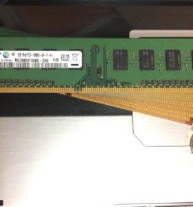 Оперативная память Samsung dd3 1gb