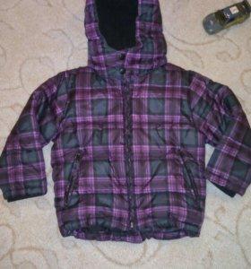 Куртка H&M 104 р.