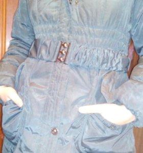 Куртка зимняя на синтепоне 44-46