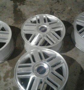 Оригенальные диски на форд 4 шт