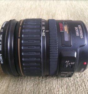Объектив Canon 28-135/3.5-5.6 USM