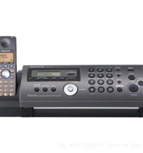 Телефон-Факс Panasonic kx-fc228ru