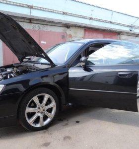 Запчасти Субару Легаси BPE EZ30 (Subaru Legacy)