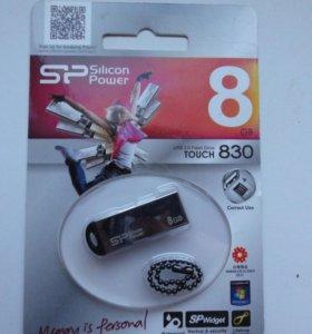 Compact Flash Silicon Power SDHC Card Class 10