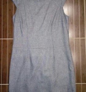 Новое шерстяное платье Set