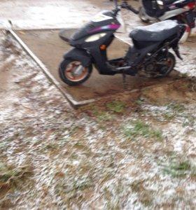скутер 50куб