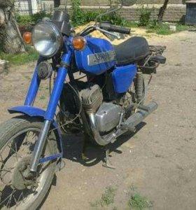 Мотоцикл Ява 6V
