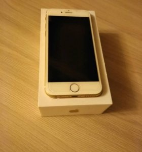 iPhone 6s. 64GB gold